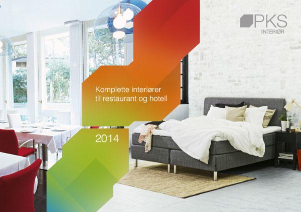 Komplette interiører til restaurant og hotell