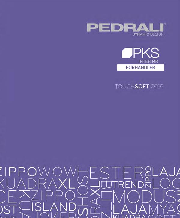 Pedrali møbler og interiør for konferanse og offentlig miljø fra Sitting Scandinavia