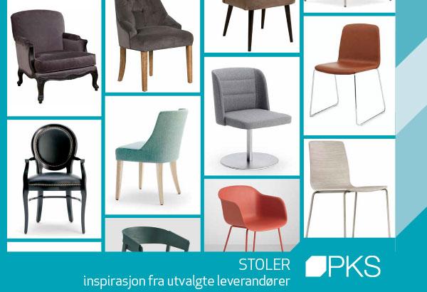 Inspirasjon og eksempler på stoler fra Sitting Scandinavia